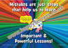 Motivational Poster - Moods Mistakes